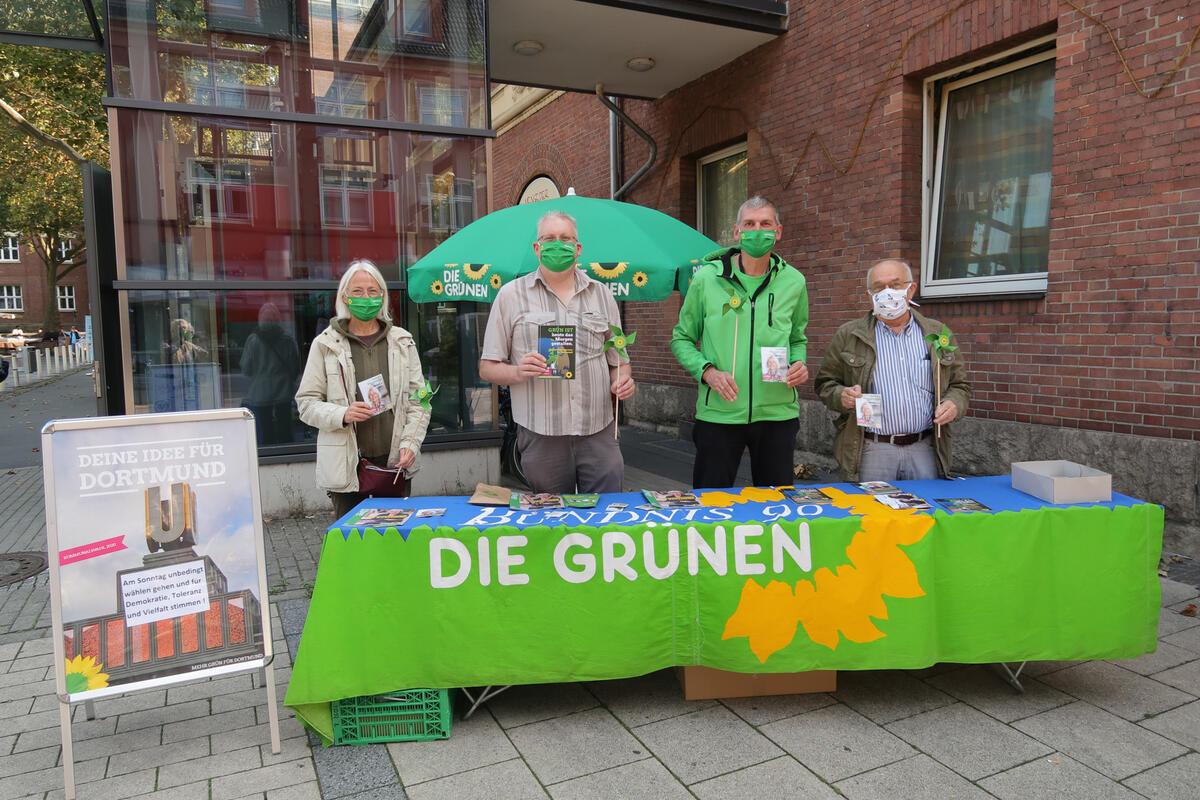 Wahl Dortmund